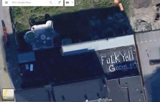 Peristiwa Aneh Di Google Street View 4