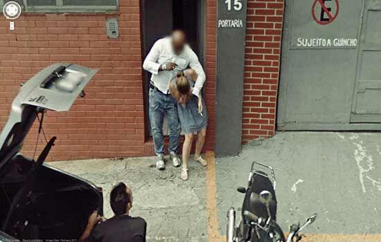Peristiwa Aneh Di Google Street View 5