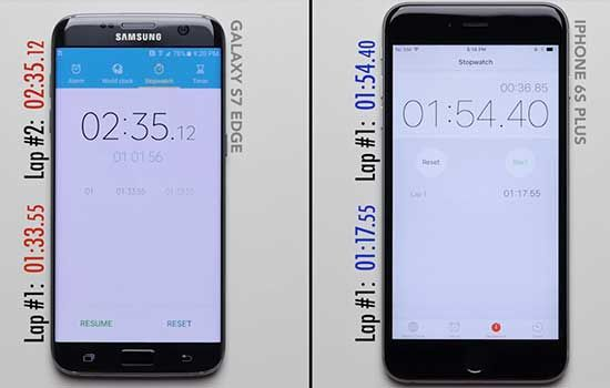 Android Ram 4gb Vs Iphone Ram 2gb 2