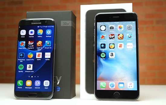 Android Ram 4gb Vs Iphone Ram 2gb 3