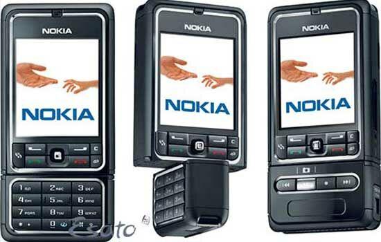 Handphone Dengan Desain Unik 11