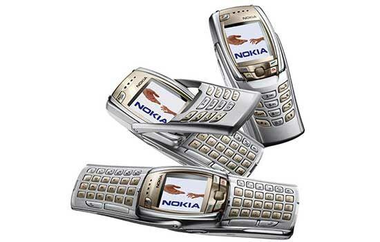 Handphone Dengan Desain Unik 12