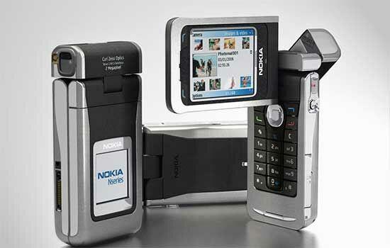 Handphone Dengan Desain Unik 15