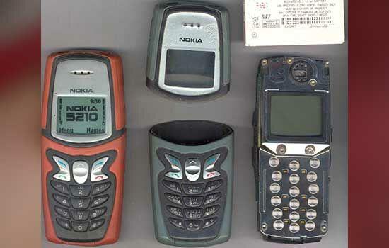 Handphone Dengan Desain Unik 17