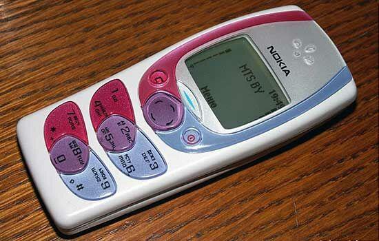 Handphone Dengan Desain Unik 19