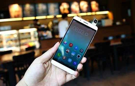 Handphone Dengan Desain Unik 5