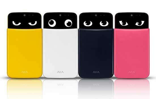 Handphone Dengan Desain Unik 7