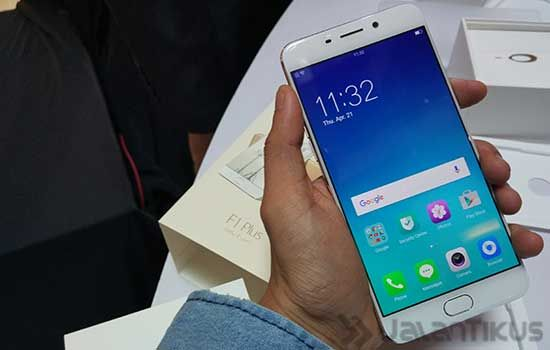 Review Oppo F1 Plus 8