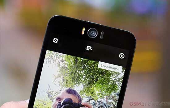 Smartphone Murah Terbaik 2016 Asus Zenfone Selfie