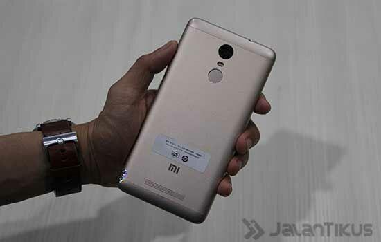 Smartphone Murah Terbaik 2016 Redmi Note 3 2