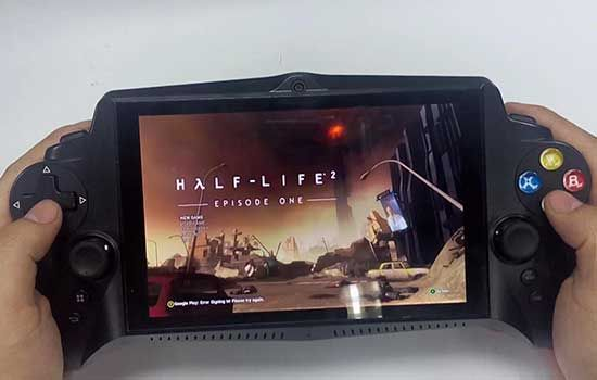 Tablet Gaming Jxd S192
