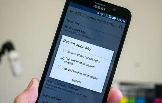 Masalah Smartphone Asus Zenfone 4