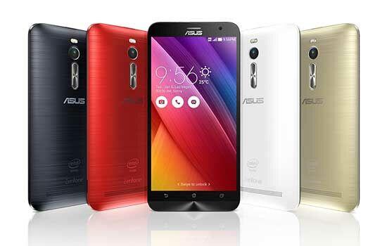 Masalah Smartphone Asus Zenfone
