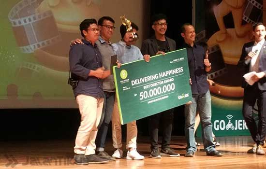Pemenang Go Video Competition 3