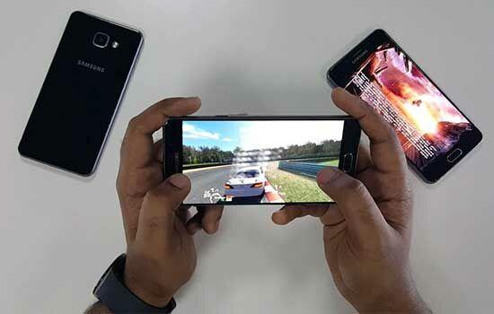 Samsung Galaxy A Desire 3