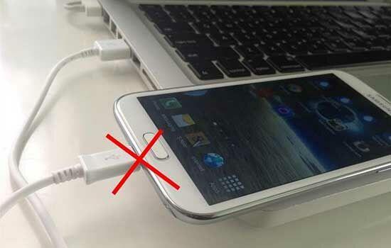 Kebiasaan Yang Merusak Smartphone