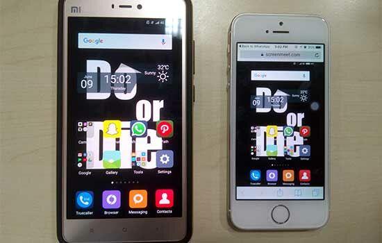 Cara Hack Iphone Jadi Android 4