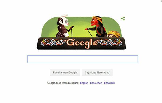 Asep Sunandar Doodle Google 3