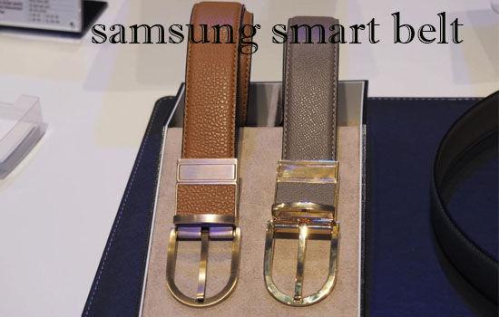 Samsung Smart Belt 1
