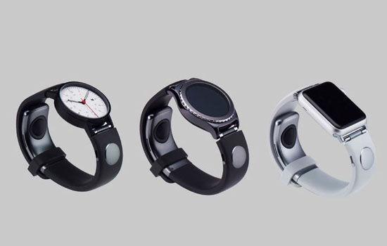 Sgnl Telepon Ujung Jari Kompatible Dengan Smartwatch Atau Jam Tangan Biasa