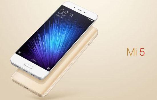 4 Smartphone Xiaomi Terbaik Xiaomi Mi 5
