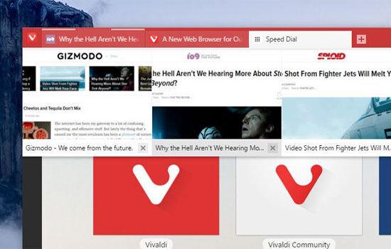 5 Keunggulan Browser Vivaldi Tab Stacking