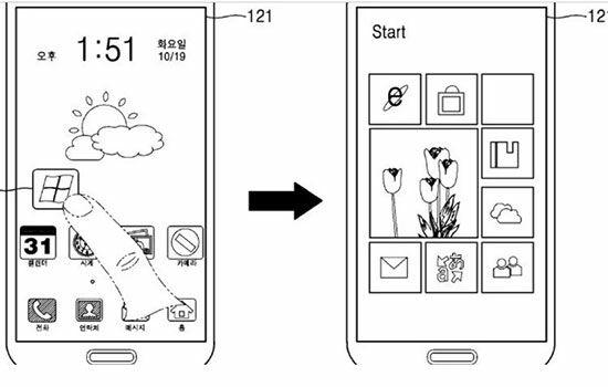 Samsung Android Windows Dual 4