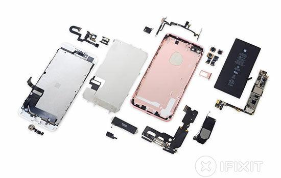 Iphone 7 Pake Ram Samsung