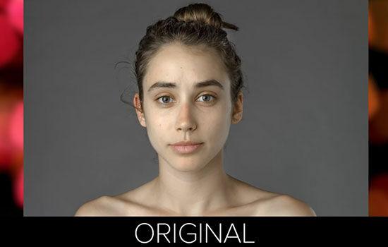 Wanita Ini Jadi Korbang Photoshop 25 Negara 25