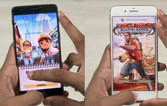 Iphone 7 Plus Vs Oneplus 3