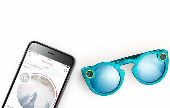Kacamata Snapchat 2