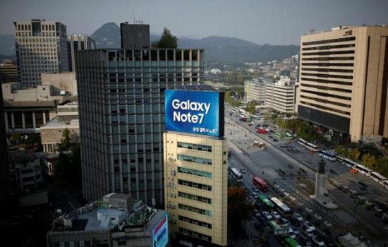 Samsung Rugi Karena Galaxy Note 7