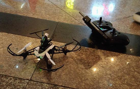 Parrot Dan Gadgetciti Hadirkan Drone Baru 2