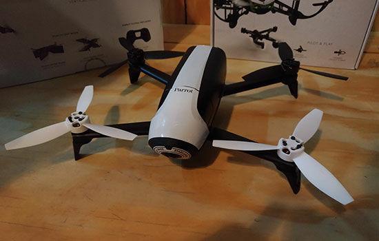 Parrot Dan Gadgetciti Hadirkan Drone Baru 3