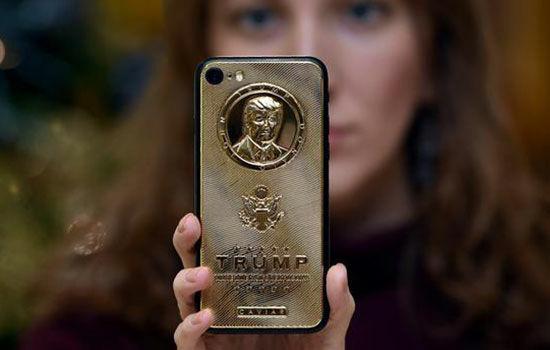 Iphone 7 Donald Trump 2