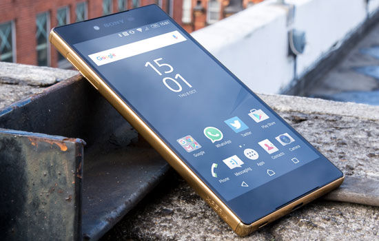 Smartphone Android Tahan Panas 5