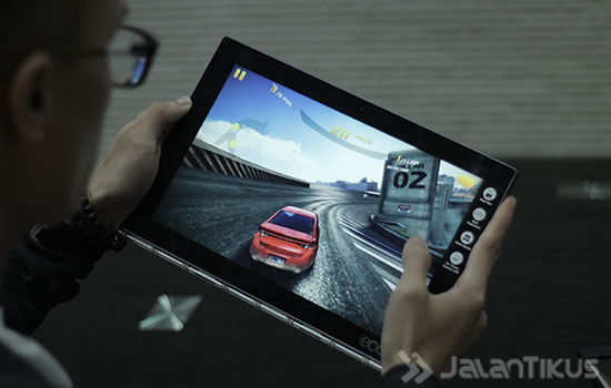 Review Lenovo Yoga Book Android 7