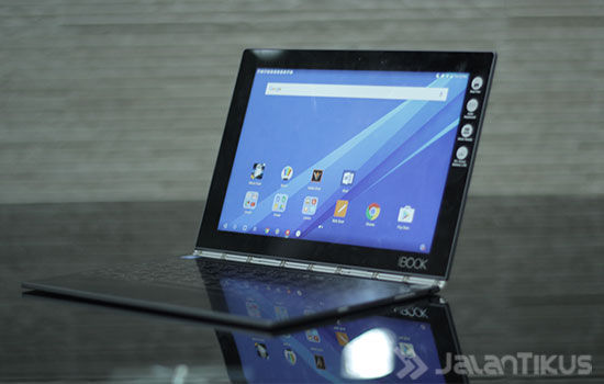 Review Lenovo Yoga Book Android