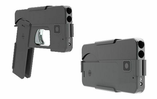 Pistol Smartphone Ideal Conceal