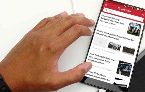 Fakta Aneh Seputar Smartphone 7