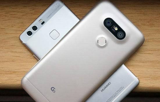 Huawei P9 Smartphone Dengan Dual Kamera Terbaik