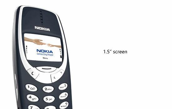 Nokia 3310 Terbaru 3
