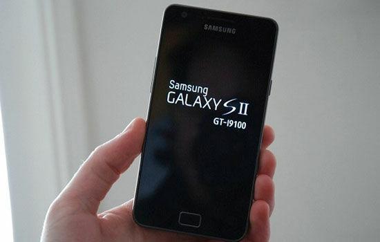 Transformasi Samsung Galaxy S 2