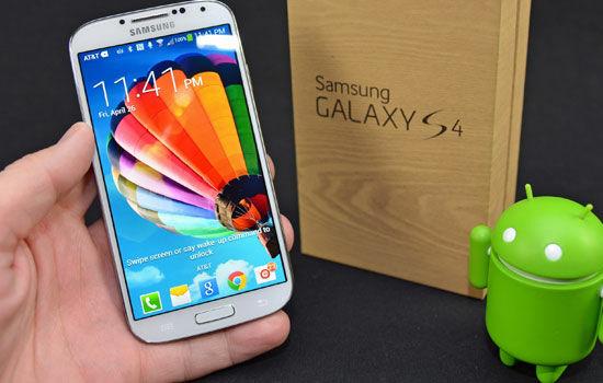 Transformasi Samsung Galaxy S 4
