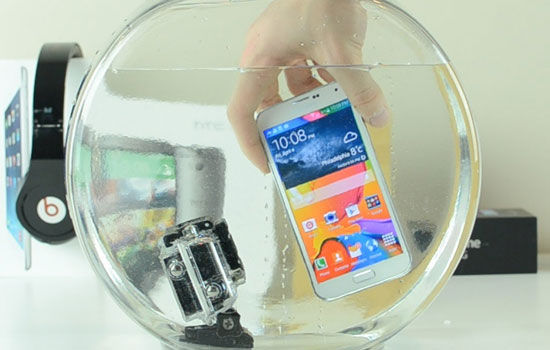 Transformasi Samsung Galaxy S 5