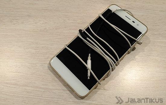 Penyebab Layar Smartphone Tergores 4