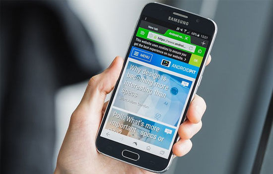 Pengguna Browser Android Kalahkan Windows