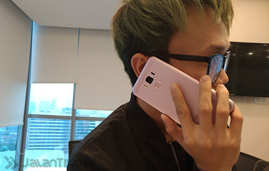 Asus Zenfone 3 Max Rose Pink 2
