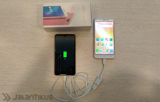Asus Zenfone 3 Max Rose Pink 8
