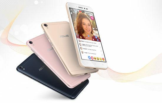 Preoder Asus Zenfone Live Dan Zenfone Zoom S 5